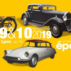 L'Ariège au Salon Epauq'auto de Lyon