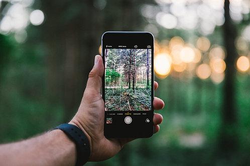 3 et 10 juin 2021 - Je retouche mes photos avec un smartphone