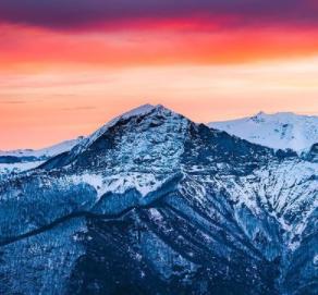 Des blogueurs à l'assaut des Pyrénées enneigées !