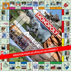 Monopoly 100% Ariège : en route pour une 4ème édition !