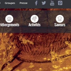 Projet de nouveau site web de destination Ariège Pyrénées
