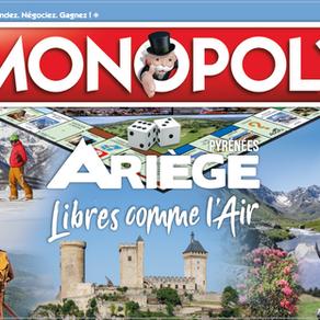 Un Monopoly 100% Ariège !