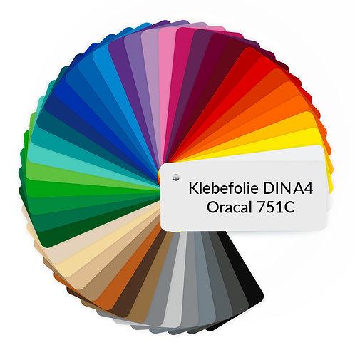 Hochwertige Vinylfolie (Oracal 751C)