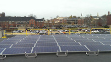 """MassAmerican Energy To Install First Commercial Solar Energy System In """"Downtown"""" Haverhil"""