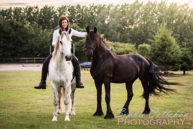 Event day; Meet Claire and her horses
