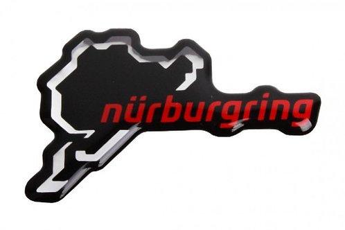 【預訂】Sticker 3D NR Logo 6cm