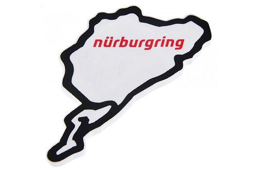 "【預訂】fridge magnet ""Nürburgring"""