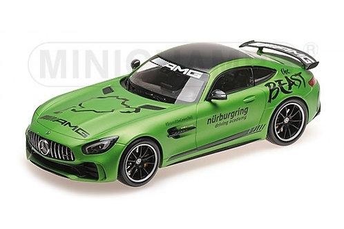 【預訂】Mercedes-AMG GT-R - offizielles Co-Pilot Fahrzeug