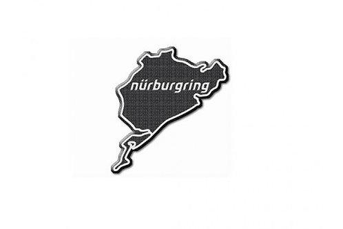 【預訂】Sticker Nürburgring 3D 6cm