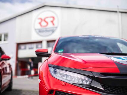 RSR試駕體驗