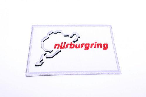 "【預訂】Patch ""Nurburgring Logo"" 布章"