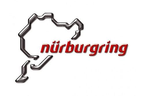 【預訂】3D Sticker NR Logo 3D 12cm