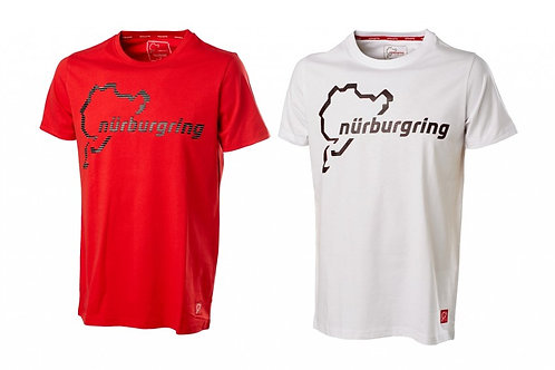 "【預訂】Men's T-Shirt ""Nürburgring"" 男裝T-Shirt"