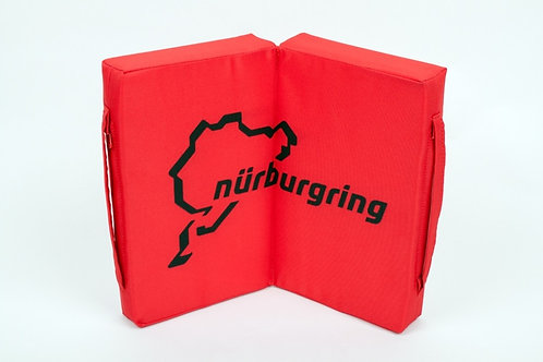 "【預訂】Folding seat cushion ""Nürburgring"" 可摺疊坐墊"