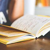 Notebook ouvert