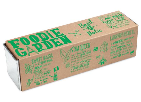 "Foodie Garden ""Jardin Gourmand"" - Basilic"