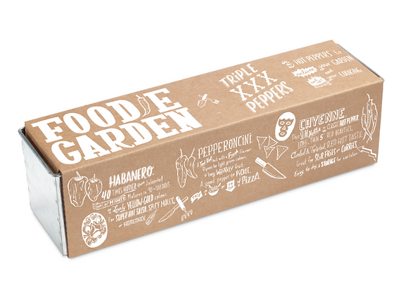 """Foodie Garden """"Jardin Gourmand"""" - Piment"""