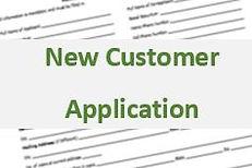 New Customer Application