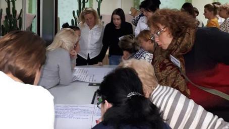 Обучение в Центре паллиативной помощи