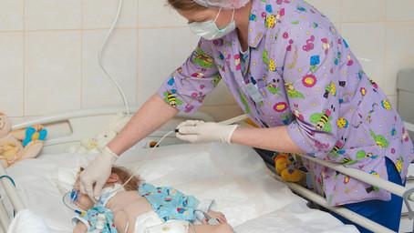 Паллиативная помощь в педиатрической практике