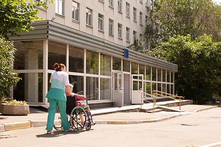 Центр паллиативной помощи ДЗМ