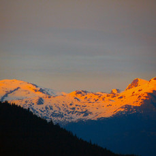 Yellow Mountains, Alaska