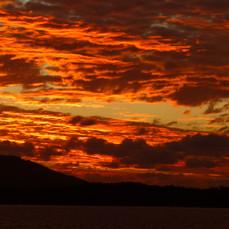 Orange Sky, Alaska