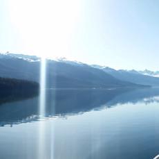Glacial Panorama, Alaska