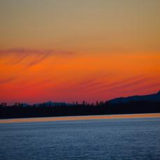 Sunset 2, Alaska