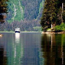 Fjord Cruiser 2, Alaska