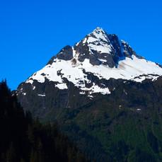 Snowy Peak, Alaska