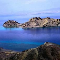 Red Sea Island, Israel