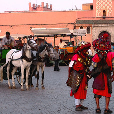 Just Another Day, Jemaa Al Fnaa, Morocco