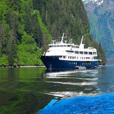 Fjord Cruiser, Alaska