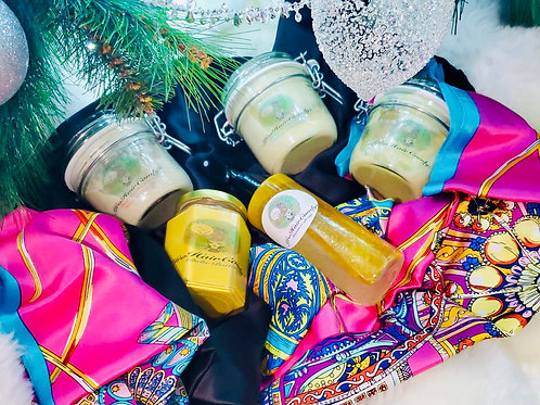SILK COLLECTION - AfroHairCandy🍃 Recovery Essentials for women