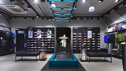 Nike LK 6 Batch 3 Video Wall for CATALYS