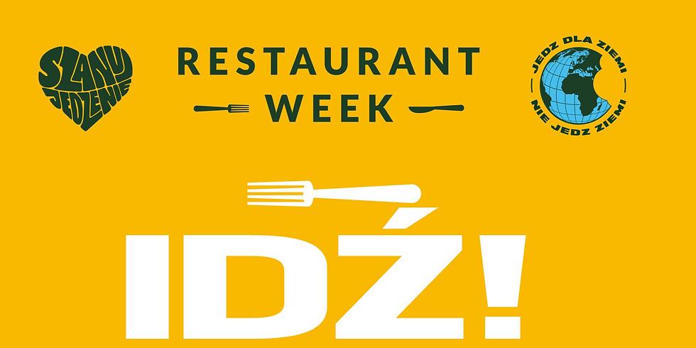 Festiwal Restaurant Week Polska