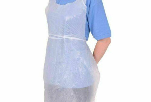 100 x Disposable Aprons