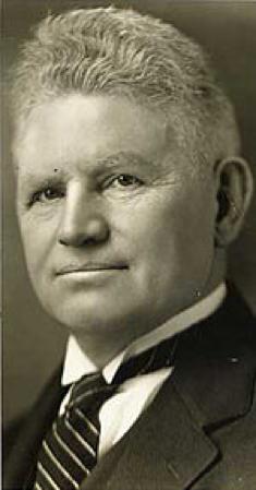 F. Melius Christiansen, circa 1926.