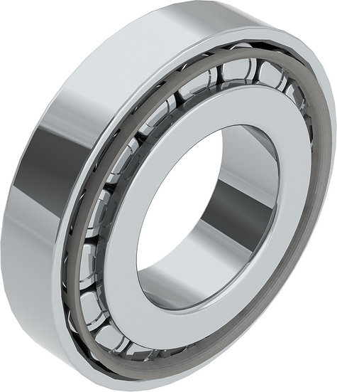 Nachi H-E30203J - Tapered Roller Bearing - Metric   (17x40x12)