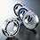 Thumbnail: Nachi 6808 - Deep Groove Ball Bearing    (40x52x7)