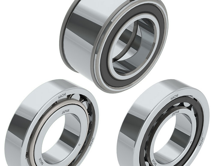 Nachi NU305 - Cylindrical Roller Bearing   (25x62x17)
