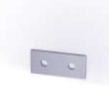 T-slots 653141  2 Hole Joining Strip