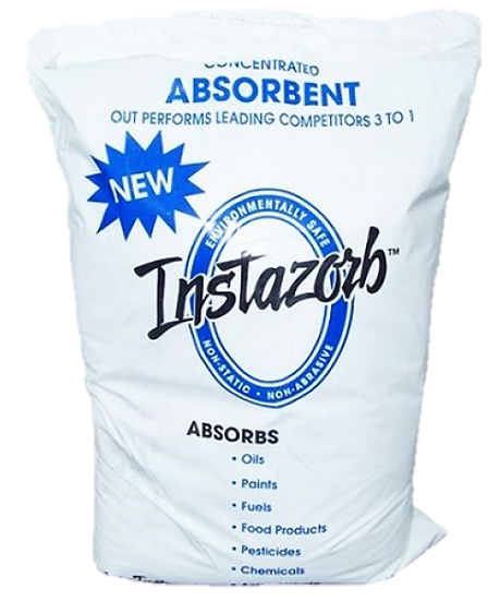 Instazorb Industrial Absorbent/Spill Cleaner