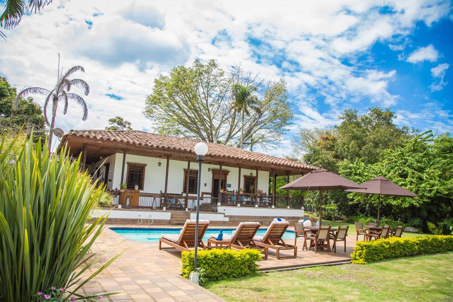 HOTEL CASA DE CAMPO EL DELIRIO CAFETERO