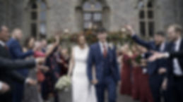 Wedding from Clearwell Castle with Harreit and Milo.