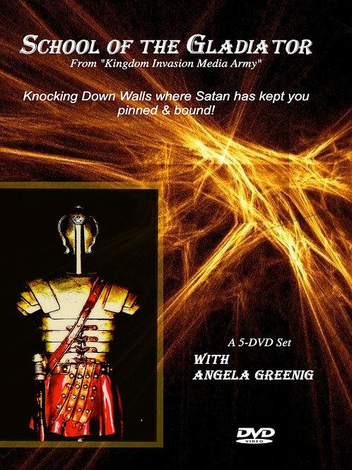 School of the Gladiator - 5 DVD Set