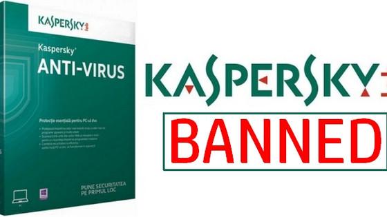 US Government Bans Kaspersky Software