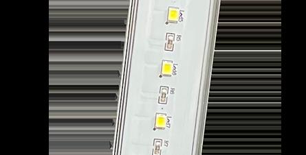 E17 Double-Sided LED Snowfall Tubes - Case of 10