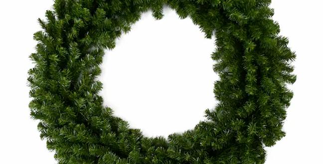 Mixed Pine Wreaths - Unlit
